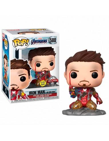 FUNKO POP! Marvel Vengadores Iron Man...