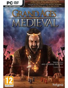 GRAND AGES: MEDIEVAL LIMITED SPECIAL EDITION