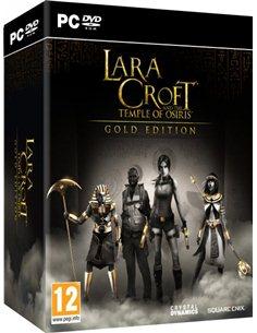 LARA CROFT AND TEMPLE OF OSIRIS GOLD EDITION