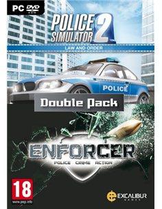 POLICE SIMULATOR 2 & ENFORCER POLICE CRIME ACTION