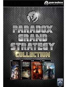 PARADOX GRAND STRATEGY PACK (CRUSADER KINGS II + EUROPA UNIVERSALIS IV)