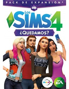 LOS SIMS 4 ¿QUEDAMOS? (EXPANSION)
