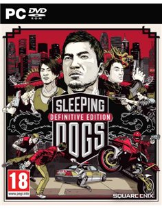 SLEEPING DOGS DEFINITIVE EDITION (LIMITED EDITION)