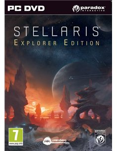 STELLARIS EXPLORE EDITION