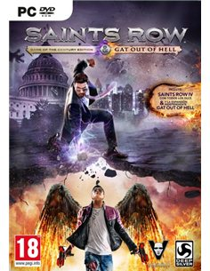 SAINTS ROW THE CENTURY EDITION & GAT OUT OF HELL
