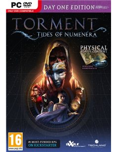 TORMENT: TIDES OF NUMENERA (DAY ONE EDICION)