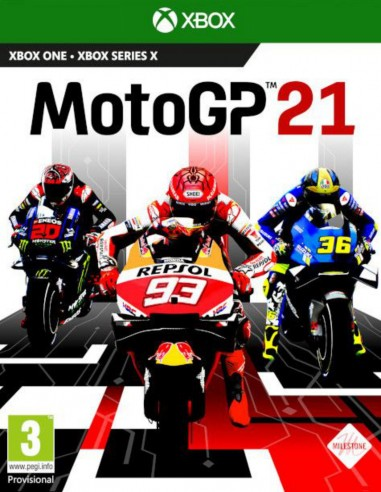 Moto GP 21 (Xbox One / Xbox Series X)