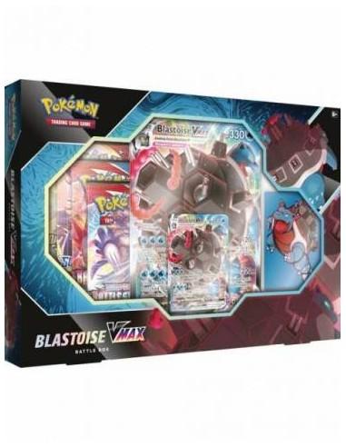 Pokémon JCC Blastoise VMAX Colección...