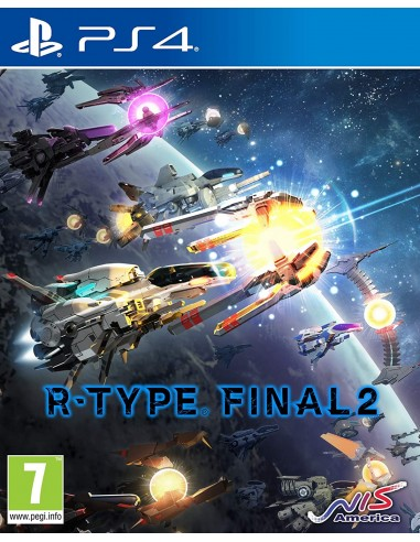 R-Type Final 2 Inaugural Flight...