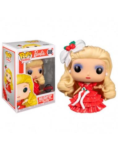 FUNKO POP! Retro Toys Barbie Holiday...