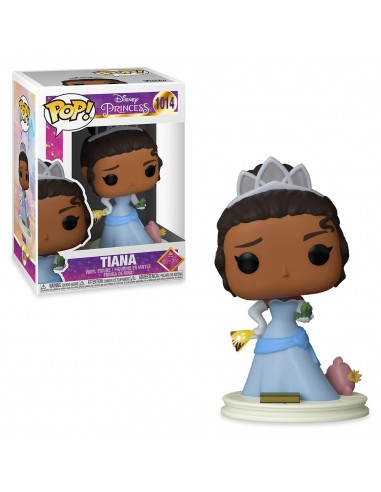 FUNKO POP! Disney Ultimate Tiana y el...