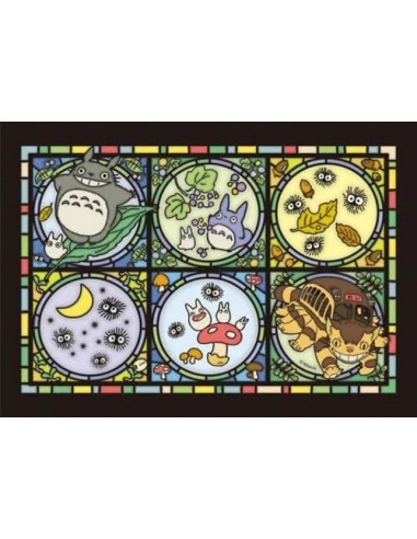 Puzzle Studio Ghibli Mi vecino Totoro...
