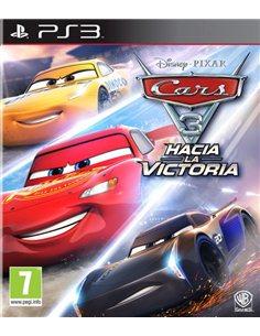 DISNEY PIXAR CARS 3 HACIA LA VICTORIA