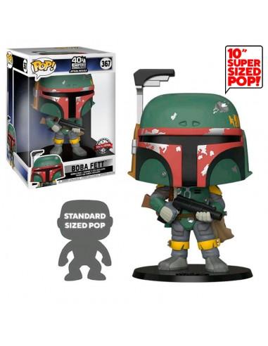 FUNKO POP! Star Wars Boba Fett 25cm...