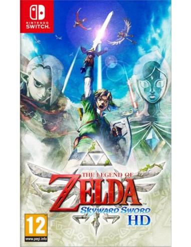 The Legend of Zelda Skyward Sword HD...