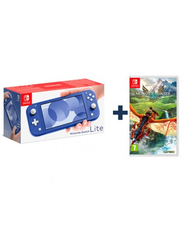 Pack Consola Nintendo Switch Lite...