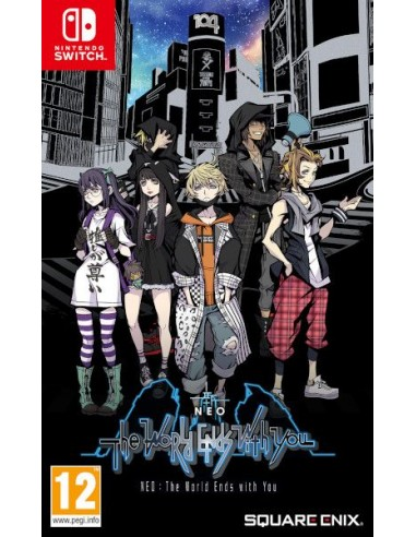 NEO: The World Ends witch You (Switch)