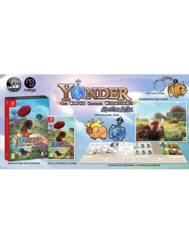 Yonder: The Cloud Catcher Chronicles...