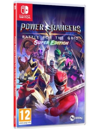 Power Rangers: Battle for the Grid...
