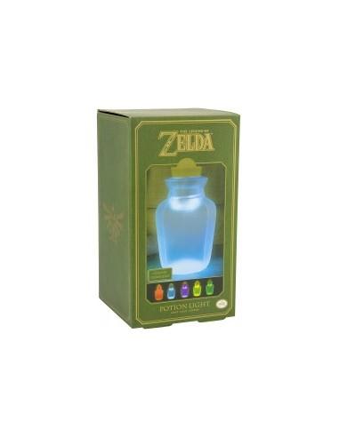 Lámpara The Legend of Zelda Potion 15 cm
