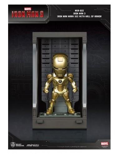 Figura Marvel Iron-Man 3 Hall of...