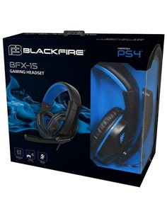 BLACKFIRE GAMING HEADSET BFX-15