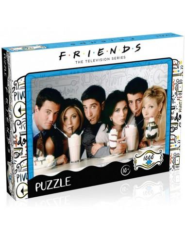 Puzzle Friends Batido 1000 pcs