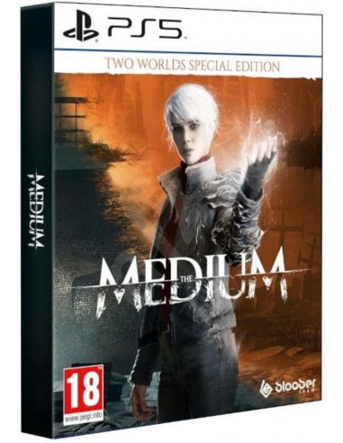 The Medium Two Worlds Special Edition...
