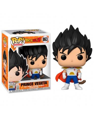 FUNKO POP! Dragon Ball Z Prince Vegeta