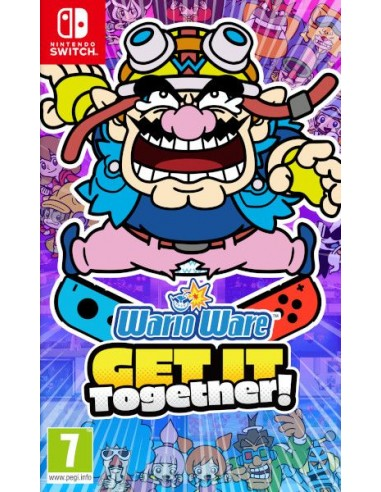 Wario Were: Get it Together I (Switch)