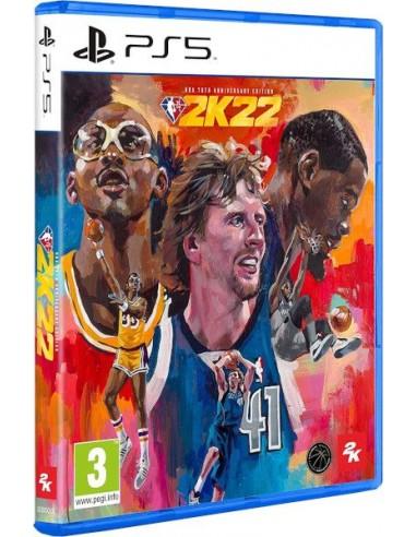 NBA 2k22 Edicion 75th Anniversary (PS5)