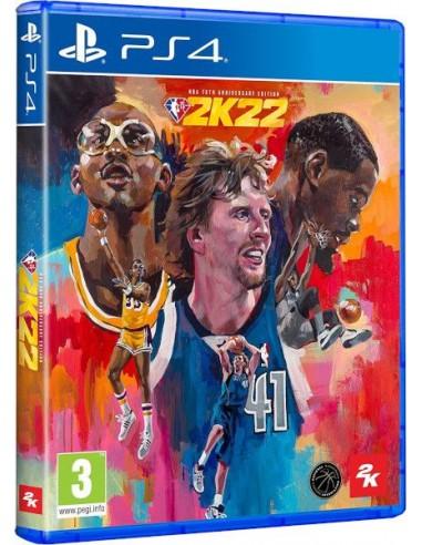 NBA 2k22 Edicion 75th Anniversary (PS4)
