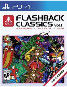 ATARI FLASHBACK CLASSICS VOL.1 (50 GAMES)