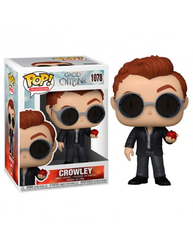 FUNKO POP! God Omens Crowley