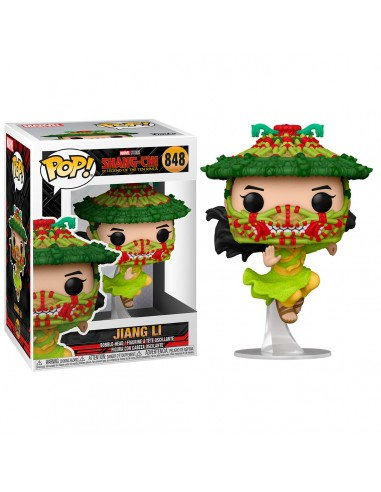 FUNKO POP! Marvel Shang-Chi and the...