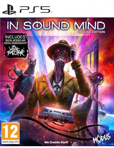 In Sound Mind Deluxe Edition (PS5)