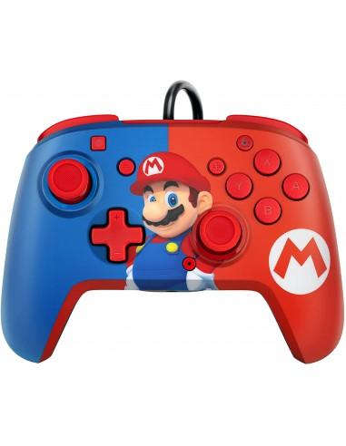 Mando Super Mario Wired Faceoff...