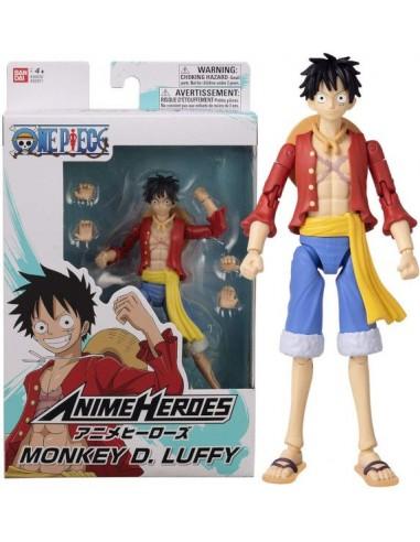 Figura Anime Heroes One Piece Monkey...