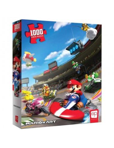 Puzzle Super Mario Mario Kart (1000...