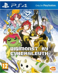 DIGIMON STORY:CYBER SLEUTH. DAY ONE BONUS INSIDE