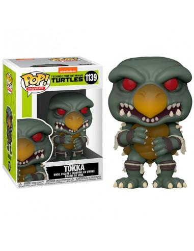 FUNKO POP! Tortugas Ninja TMNT 2 Tokka
