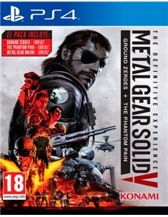 METAL GEAR SOLID V:THE DEFINITIVE EXPERIENCE