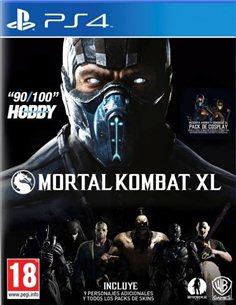 MORTAL KOMBAT XL (INCLUYE PACK DE COSPLAY)