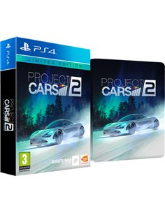 PROJECT CARS 2 LIMITED EDITION