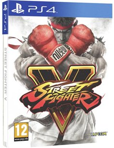 STREET FIGHTER V EDICION LIMITADA