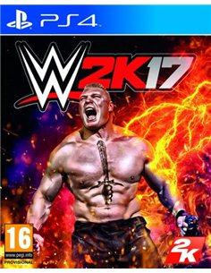 WWE 2K17 (INCLUYE PACK GOLDBERG)