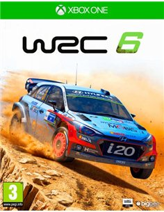 WORLD RALLY CHAMPIONSHIP 6