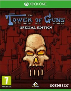 TOWER OF GUNS (LIMITED EDITION)