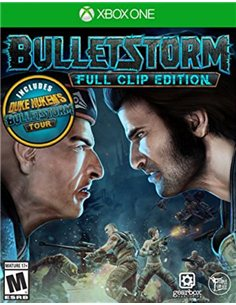 BULLETSTORM: FULL CLIP EDITION (INCLUYE DUKE NUKEMS BULLETSTORM)