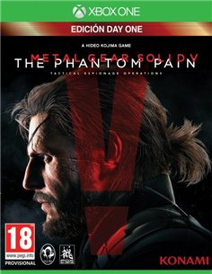 METAL GEAR SOLID V:THE PHANTOM PAIN ( DAY ONE EDITION)